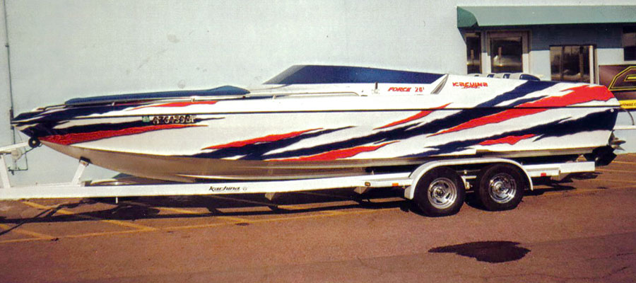 Custom Built Boats